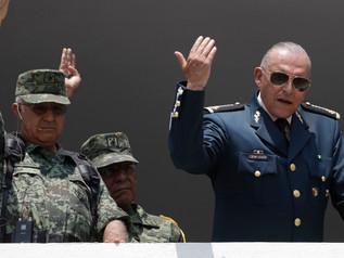 Tras acuerdo político EU retira los cargos contra Cienfuegos
