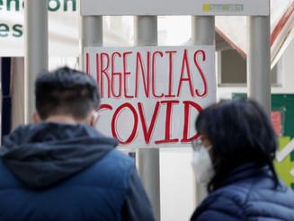 Registra Jalisco nuevo récord de contagios