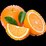 Чаша на апельсине