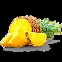 Чаша на ананасе