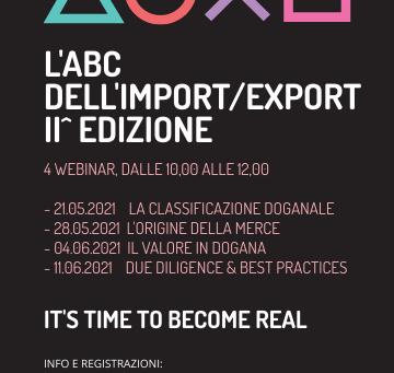 L'ABC DELL'IMPORT EXPORT - II^ EDIZIONE
