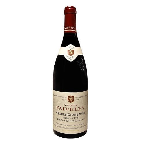 Gevrey Chambertin Lavaux St Jacques 1er Cru 2014   Faiveley (1*750ml)