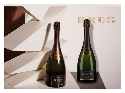 Krug Collection 1988和Krug 2006年份庫克香檳預購優惠中!