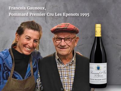 酒莊窖藏2020年釋出,1995 Francois Gaunoux, Pommard Premier Cru Les Epenots預購優惠中