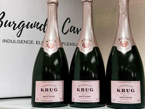 珍藏釋出!舊版Krug Rose (2004-2011早年發行)