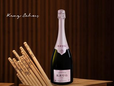 今年酒莊直出!Krug Rose 18th Magnum庫克粉紅香檳1.5L稀有上市!