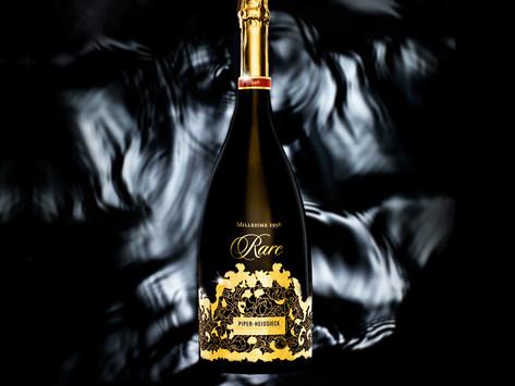 既1990年後第一個生產年份,首次Magnum 1.5L裝瓶Piper-Heidsieck Rare Brut Millesime 1998