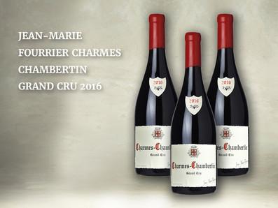 勃根地新起之秀Jean-Marie Fourrier Charmes Chambertin Grand Cru,八千有找將特級園納入收藏