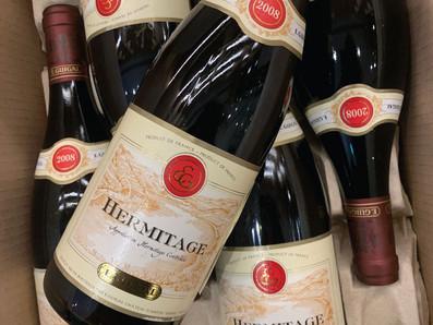 """""""現貨供應中""""2008 Guigal Hermitage 'Oenothèque' 酒莊窖藏直接釋出,世界最低價每瓶只要NT1,750*"""