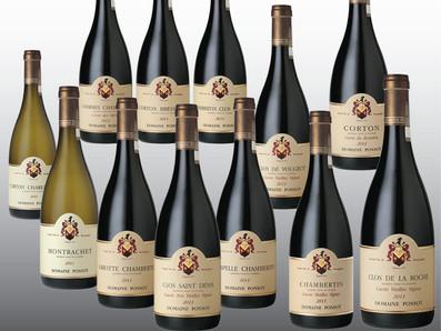 只有一箱!Ponsot酒莊2011和2013年份Assortment Case絕無僅有,優惠釋出!
