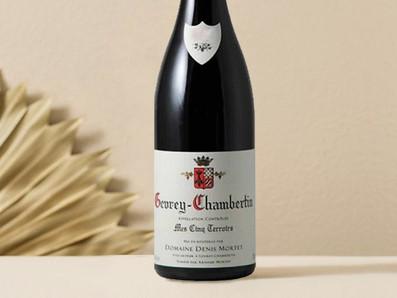 天才釀酒師Denis Mortet最後的年份Denis Mortet Gevrey Chambertin Mes Cinq Terroirs 2005