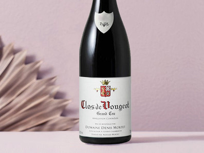 絕對稀有Denis Mortet Clos de Vougeot Grand Cru 1999/2002/2003 少量預約搶購!