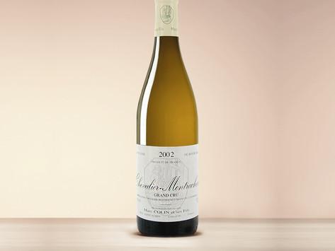 Marc Colin新年酒莊直出,Montrachet GC 2012/2017(Ex-domaine 2021)限量推出,另有Chevalier Motnrachet GC 2002
