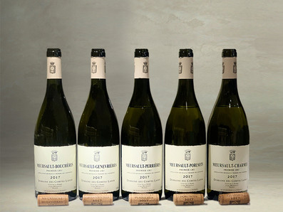 2021 Burgundy Cave Taiwan首場活動酒款正式推出Domine des Comtes Lafon 2017全系列一級園優惠預購中!