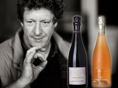 小農香檳帝王,Robert Parker點名15間五星級香檳酒莊的Jacquse Selosse