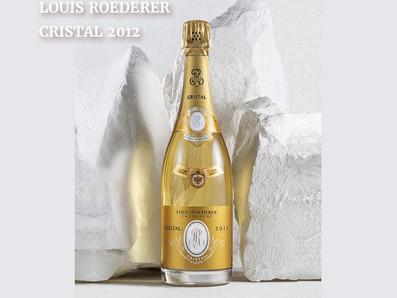 "香檳好事多磨的年份2012 Cristal 現正優惠,Antonio Galloni 98分評價""Stunning/令人驚艷""!"