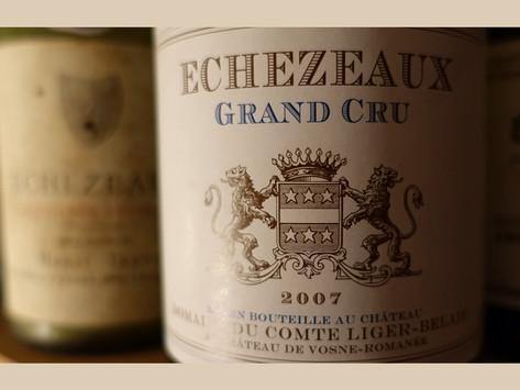 Comte Liger-Belair 2018新年份酒款Les Suchot 1er Cru, NSG 1er Cru和Echezeaux Grand Cru!