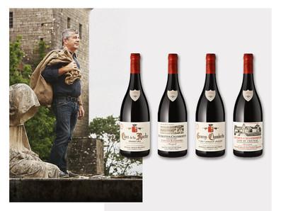 Chambertin香貝丹王者,Armand Rousseau Clos de la Roche Grand Cru 2013/2014預購優惠及多項現貨酒款搶購中!