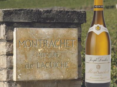 低於國際均價的高評比特級園Joseph Drouhin 2017 Marquis de Laguiche Montrachet/ Corton-Charlemagne