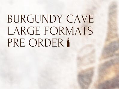 2021年首度推出,Big Formats大瓶裝包和9L Fourrier 1.5L以上勃根地紅/白酒及香檳優惠中!