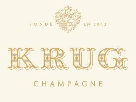 Krug Grand Cuvee 164 edition以 2000年後最好的香檳年份,2008為基底,另有168, 166 Mags和2003以及Clos d'Ambonnay呦!