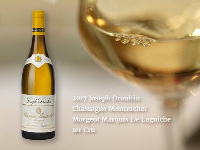 🌕慶中秋第二波Joseph Drouhin酒莊著名白酒,Chassagne Montrachet Morgeot Marquis De Laguiche 1er Cru只要NT$3,000/瓶
