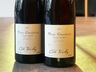 "Cecile Tremblay首發2017 Mazis Chambertin ""Cuvee Camille"" Grand Cru再來一波,另有Chapelle Chambertin和Echezeaux"