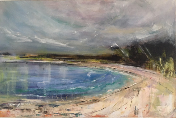 17 Coastline 60x40 cm Sara Bor.jpg