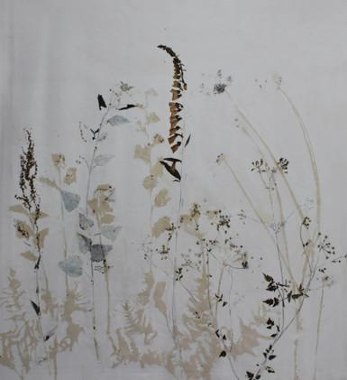 2018 Naturae I 140x150 cm flora & mixed