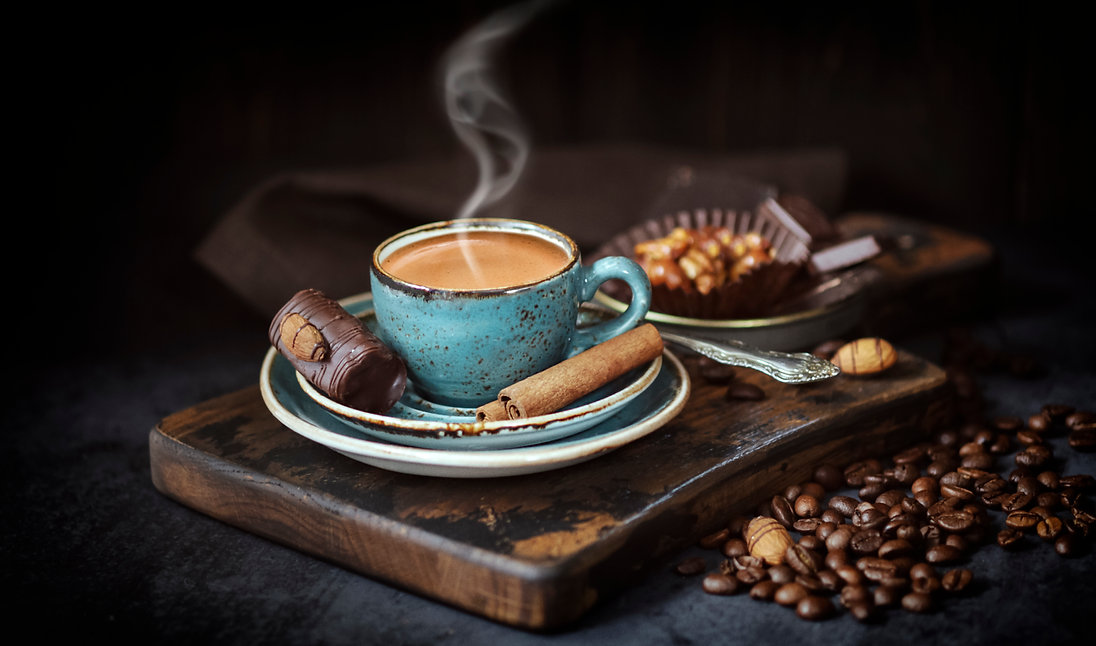 cup-fragrant-coffee-rustic-board-with-co
