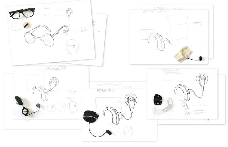 Halo Concept Sketches