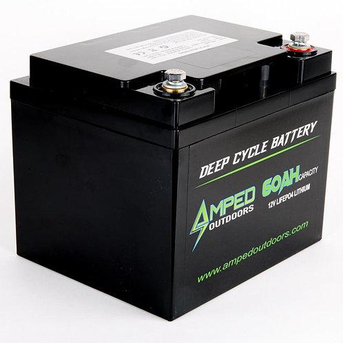 60Ah Lithium (LiFeP04) Battery