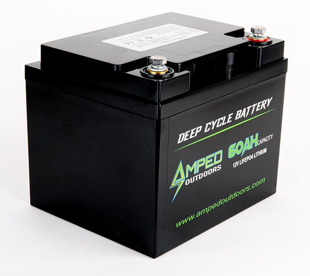 60Ah Lithium (LiFeP04) Battery