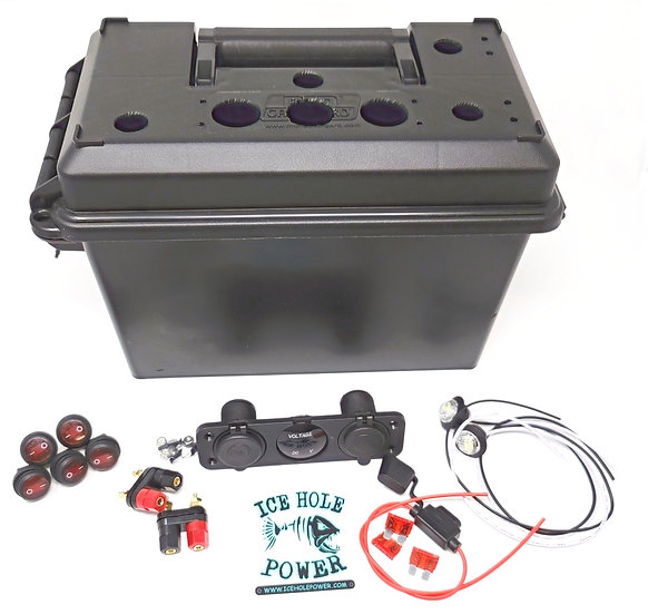 (RED) Deluxe DIY Kit WITH BOX