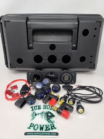 DIY Deluxe Power Box Kit WITH BOX