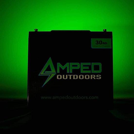 30ah LifeP04 battery (Thin)
