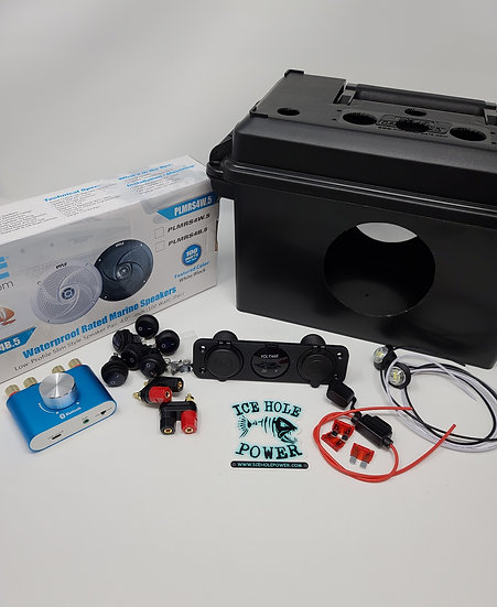 Bad Mofo DIY Kit WITH BOX