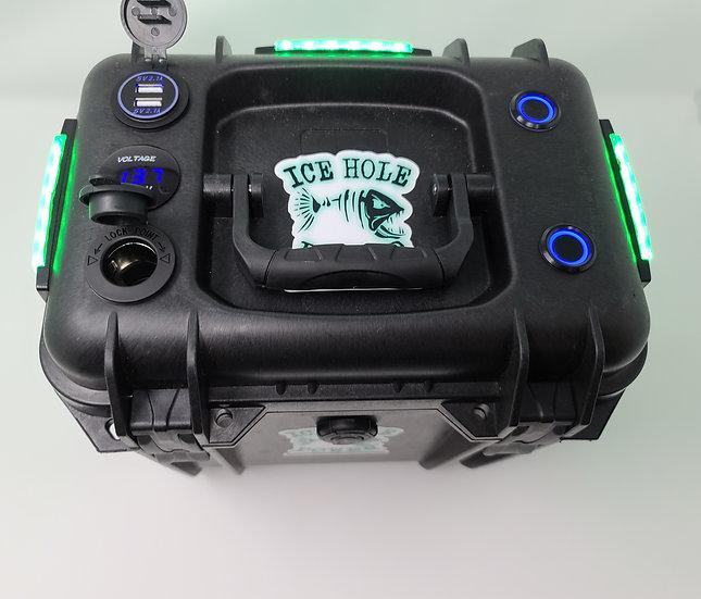 Amped 60Ah Trolling Motor DIY Kit WITHOUT BOX