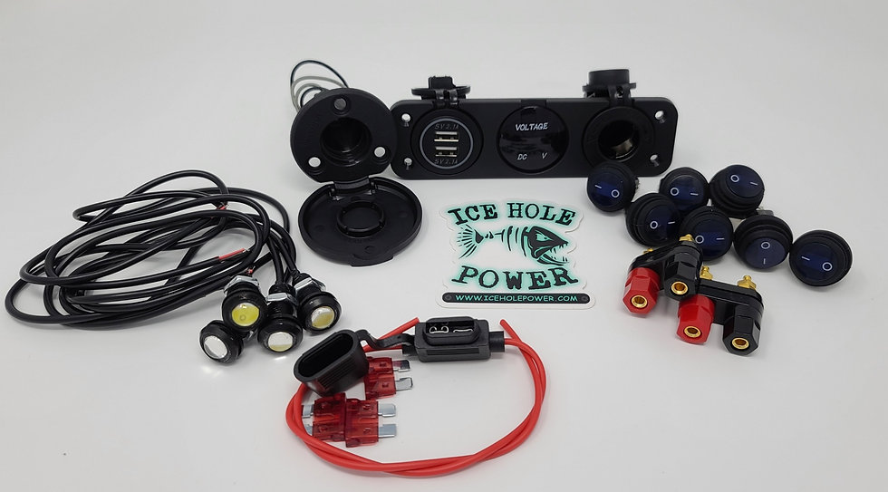 YOLOtek Ready DIY Box Kit (Without Box)