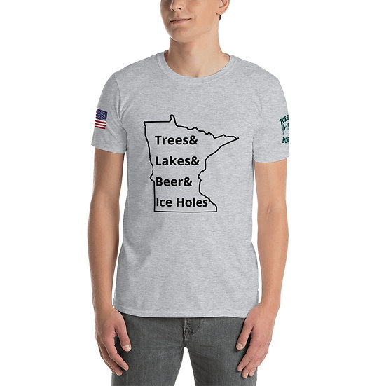 MN Short-Sleeve Unisex T-Shirt