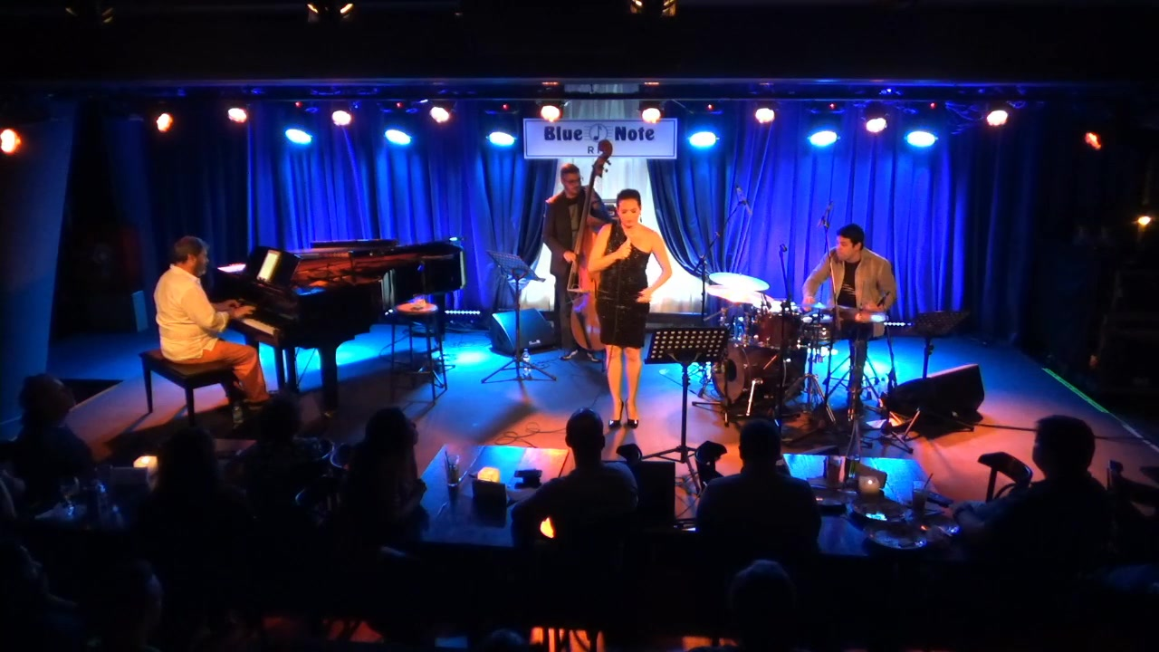 Liz Rosa Quartet   Live at Blue Note Rio