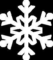 Bianco fiocco di neve