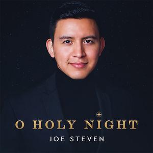 Photo of Joe Steven wearing blue suit