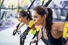 I am trained in TRX, core work, Pilates apparatus, including reformers, towers, the Wunda chair and cadillac and Pilates barrels. I teach groups and privates in a safe, clean, private setting.