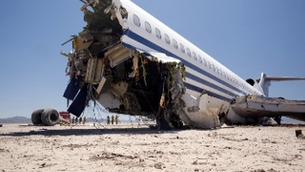 Boeing 727 Çarpışma Deneyi Uçuşu