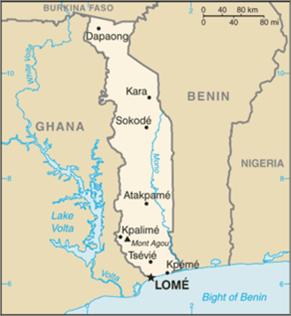 BILAN du chantier jeune au Togo (Kara) du 13 au 27 février 2016