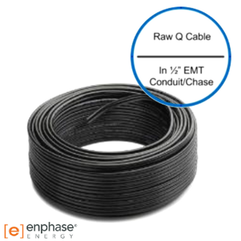 Enphase Trunk Cable IQ No Connectors