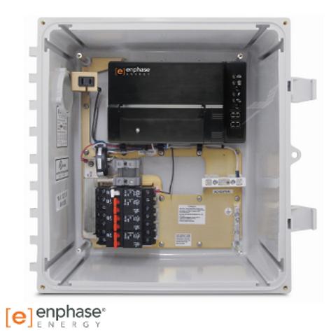 Enphase IQ Combiner Box w/ Envoy