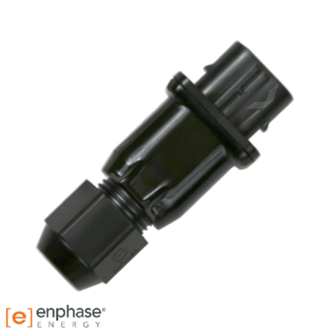 Enphase Female Field-Wireable Connector Q-CONN-R-10F