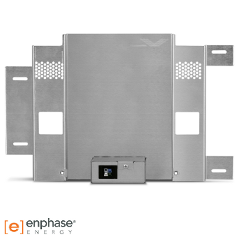 Enphase AC Battery Wall Mount Bracket BWM-16IN-B